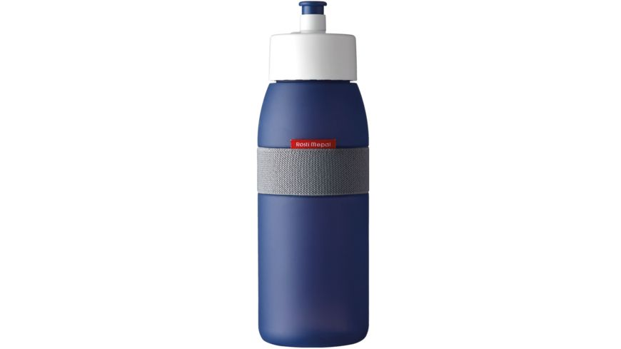 Rosti Mepal Sporttrinkflasche To Go Ellipse 500 ml Nordic Denim