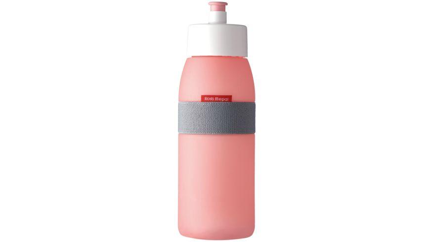 MEPAL Sporttrinkflasche To Go Ellipse 500 ml Nordic Pink