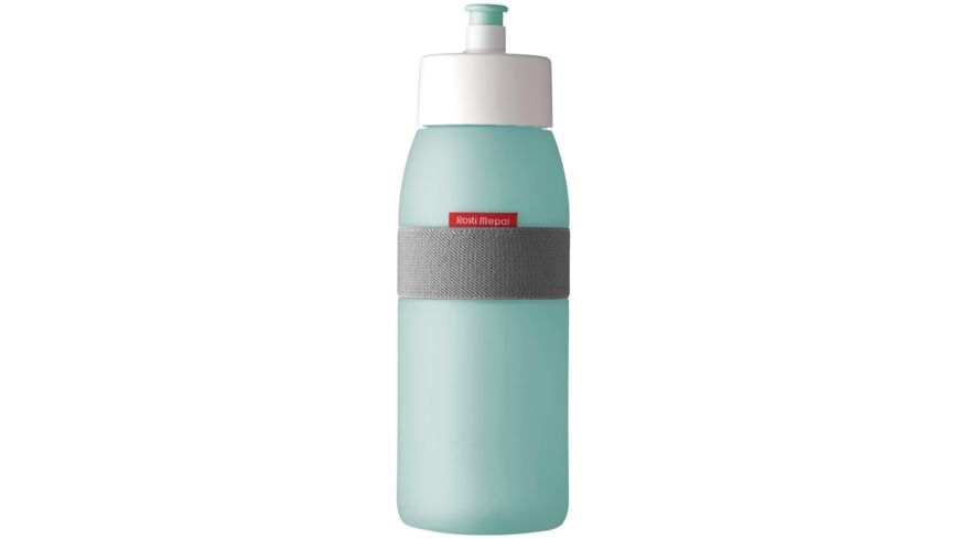 MEPAL Sporttrinkflasche To Go Ellipse 500 ml Nordic Green