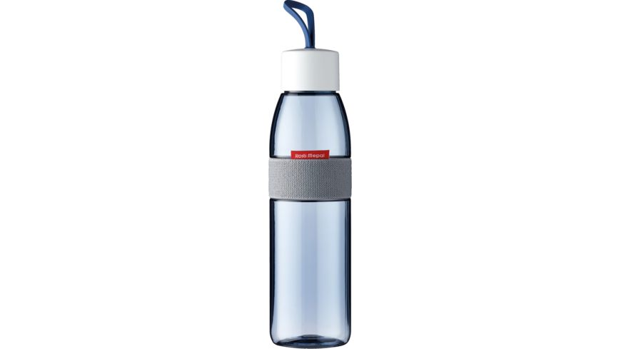 Rosti Mepal Wasserflasche Ellipse 500 ml Nordic Denim
