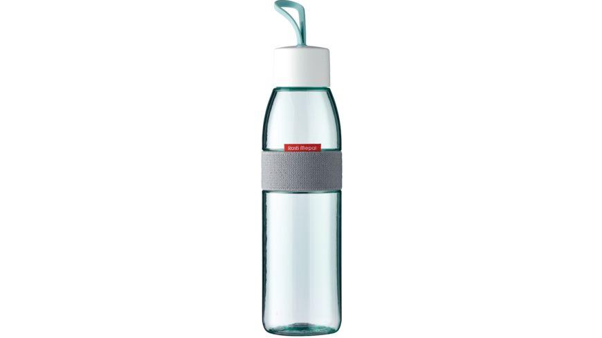 Rosti Mepal Wasserflasche Ellipse 500 ml Nordic Green