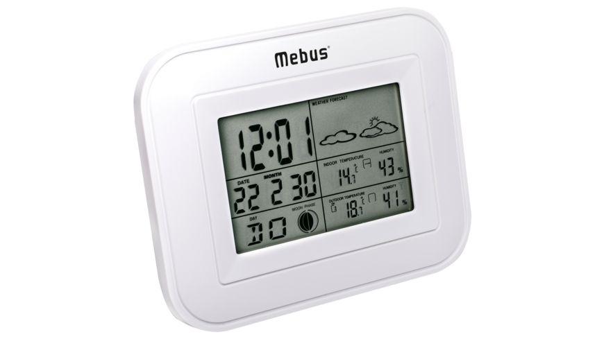 Mebus Funk-Wetterstation