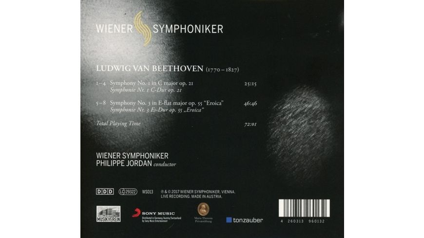 Sinfonien 1 3