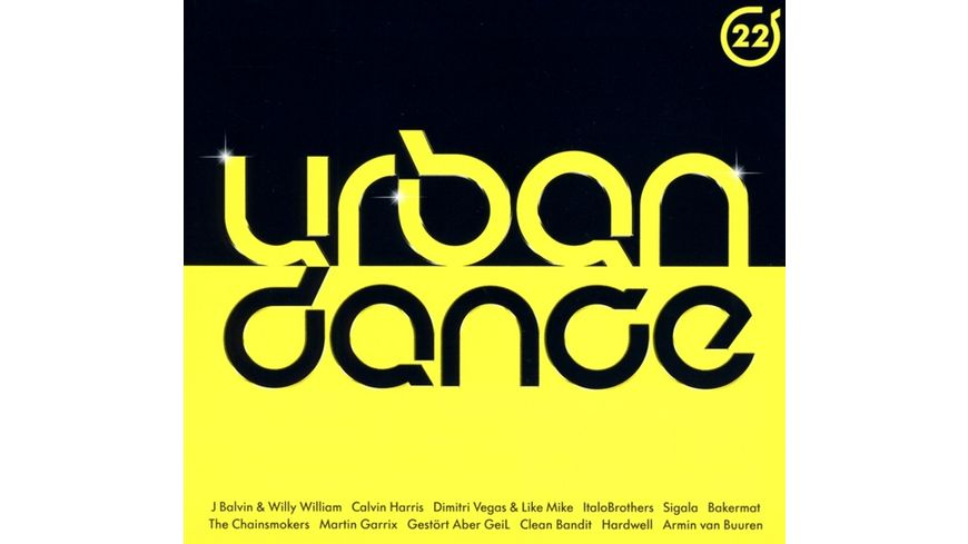 Urban Dance Vol 22