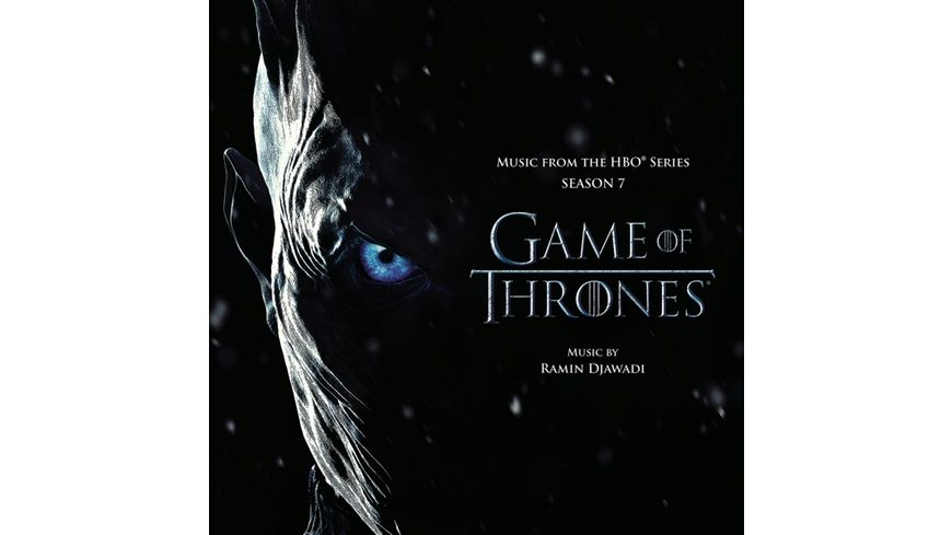 Game of Thrones Music from the HBO Series Vol 7