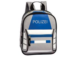 BESTWAY Kinderrucksack Polizei
