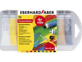 EBERHARD FABER Color Tempera Farben 10er Set