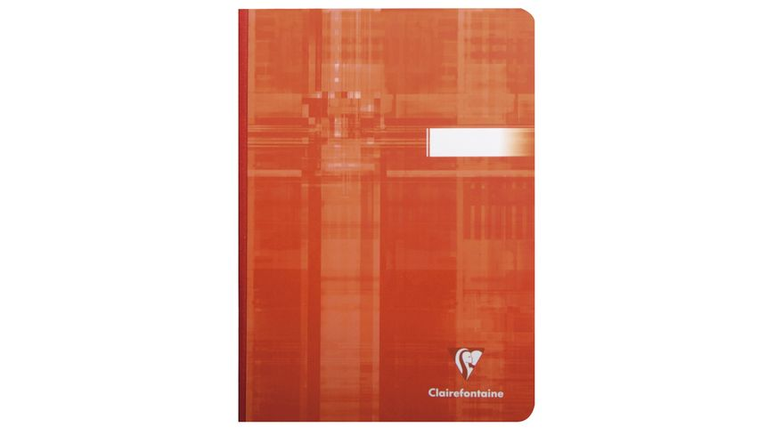 Clairefontaine Notizbuch blanko A5