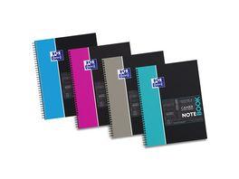 Oxford Notebook A4 80 Blatt kariert sortiert