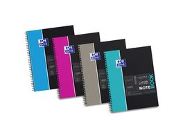 Oxford Notebook A4 80 Blatt kariert