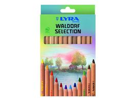 LYRA Farbstifte Waldorf Selection Super Ferby