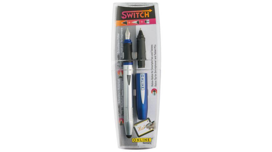 ONLINE Fuellhalterset Switch 2in1