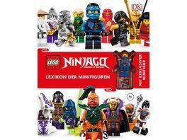 Buch Dorling Kindersley Verlag LEGO NINJAGO Lexikon der Minifiguren