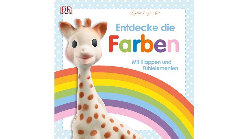Sophie la girafe Entdecke die Farben