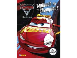 Nelson Verlag Disney Cars 3 Malbuch fuer Champions