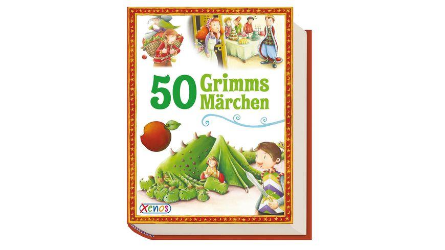 50 Grimms Maerchen