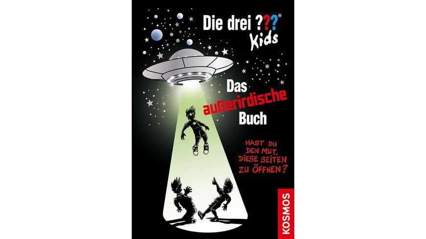Buch KOSMOS Die drei Kids Das ausserirdische Buch