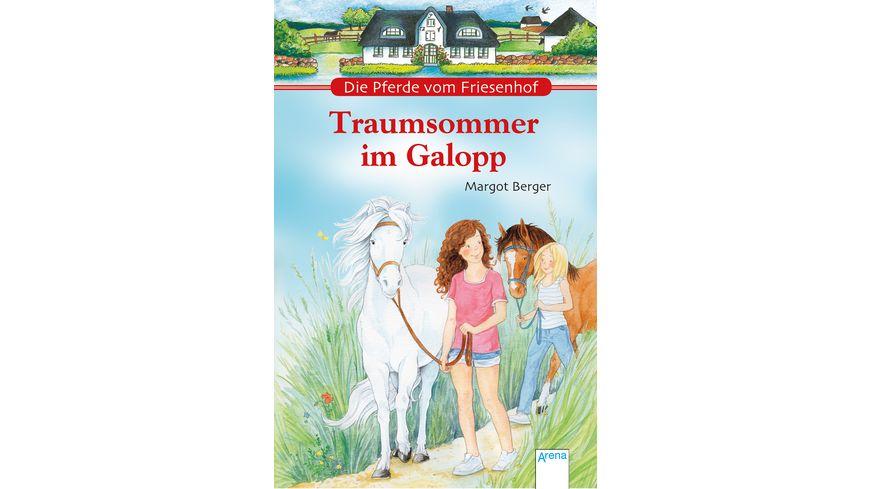 Die Pferde vom Friesenhof Traumsommer im Galopp Sonderband