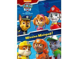 Nelson Verlag PAW Patrol Mission Malspass