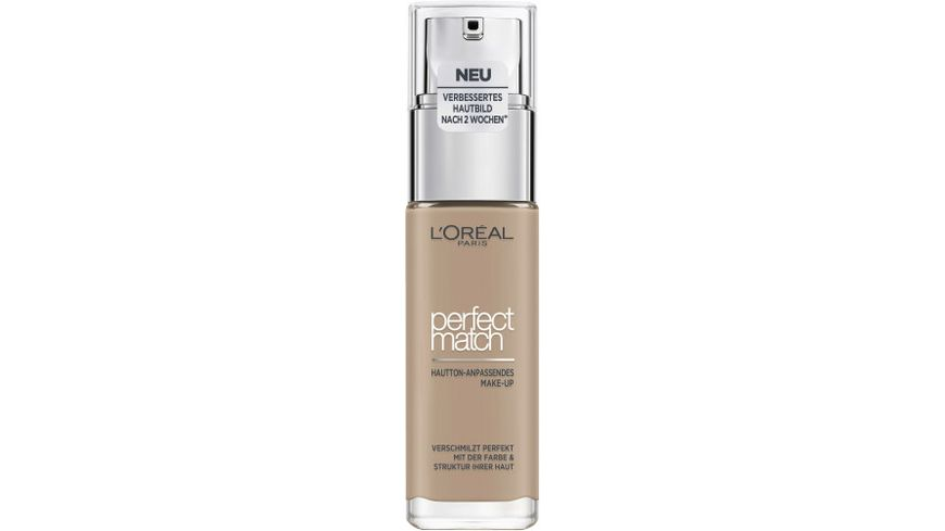 L OREAL PARIS Make up Perfect Match Foundation