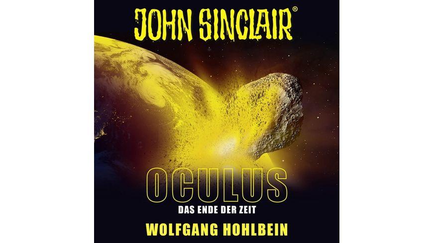 Oculus Das Ende der Zeit Sonderedition 09 W Hohl