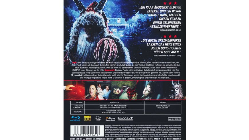 Krampus Unleashed Uncut