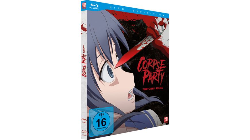 Corpse Party Tortured Souls 4 OVAs