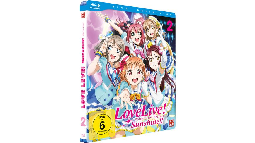 Love Live Sunshine Vol 2