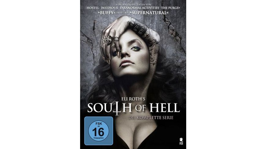 Eli Roth s South of Hell Die Komplette Serie 2 DVDs