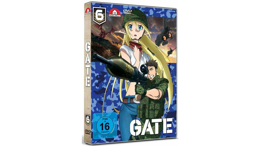 Gate Vol 6