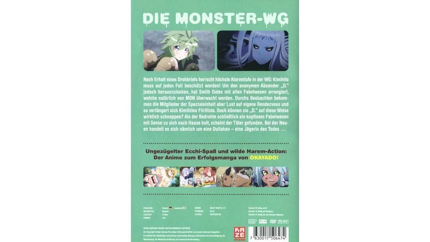 Die Monster Maedchen Vol 4