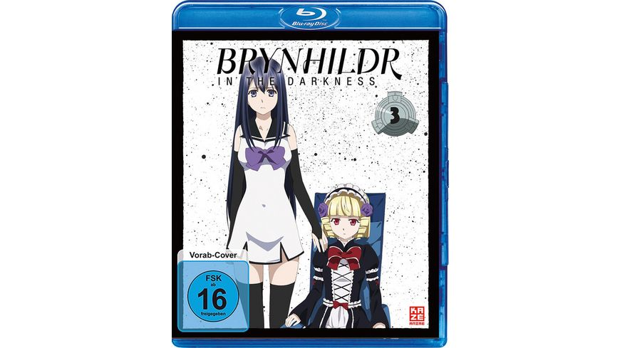 Brynhildr in the Darkness Vol 3