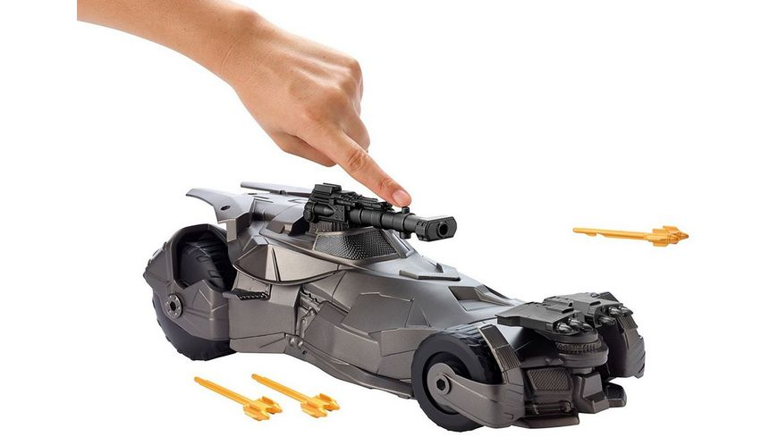 Mattel DC Justice League Movie Feature Batmobil 30 cm