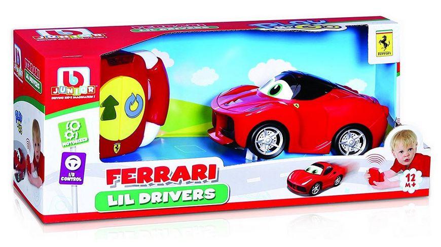 BB Junior Ferrari Lil Driver LaFerrari I R Control