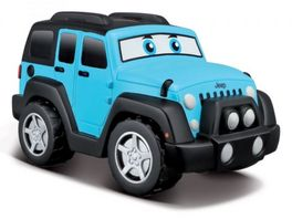 BB Junior Jeep Lil Driver Wrangler unlimited I R Control