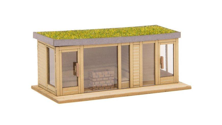 NOCH H0 14397 H0 Sauna mit Ausblick