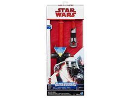 Hasbro Star Wars Episode 8 Kylo Ren elektronisches Lichtschwert