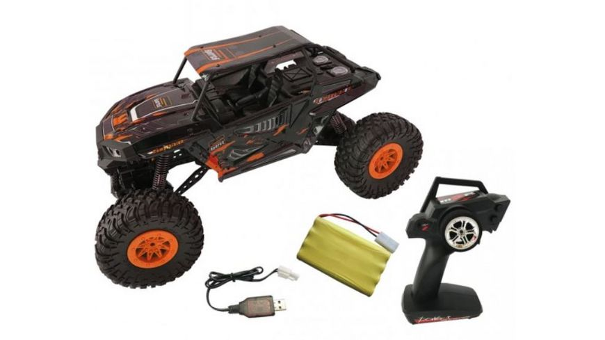 drive & fly - 1:10 Sport Cross Crawler RTR 4WD
