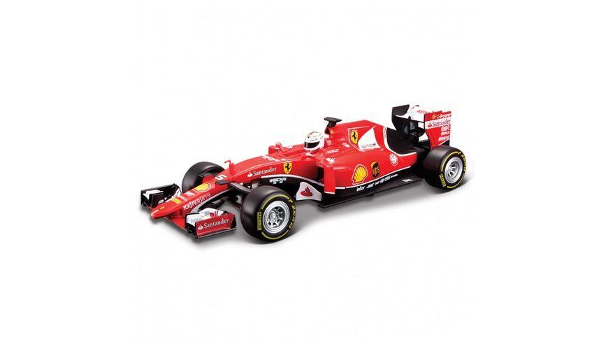 Maisto Tech RC 1 24 F1 Ferrari 2017
