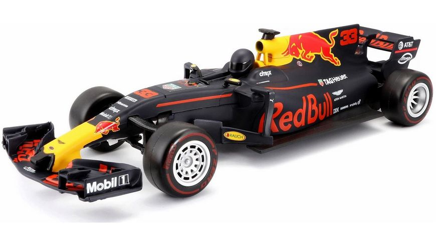 Maisto Tech RC 1 24 F1 Red Bull Racing 2017