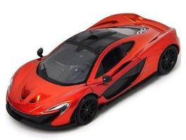 Motor Max McLaren P1 Orange 1 24