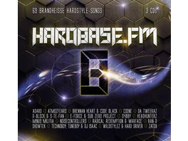 HardBase FM Vol 8