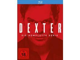 Dexter Die komplette Serie 35 BRs