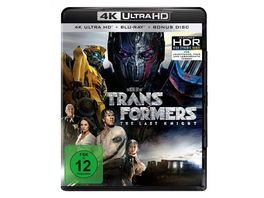 Transformers 5 The Last Knight 4K Ultra HD Blu ray Bonus Disc