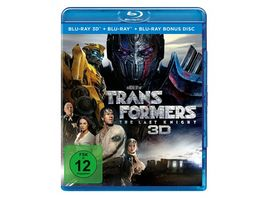 Transformers 5 The Last Knight Blu ray Bonus Disc