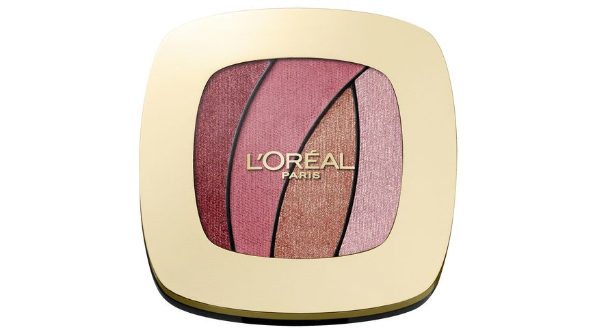 L OREAL PARIS Color Riche Quad