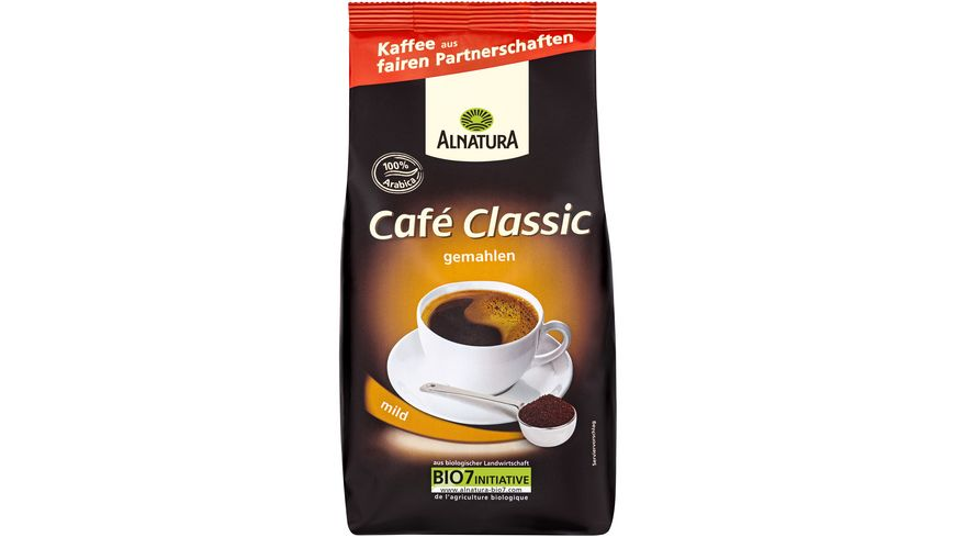 Alnatura Cafe Classic gemahlen