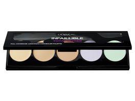 L OREAL PARIS Concealer Infaillible Total Cover Palette