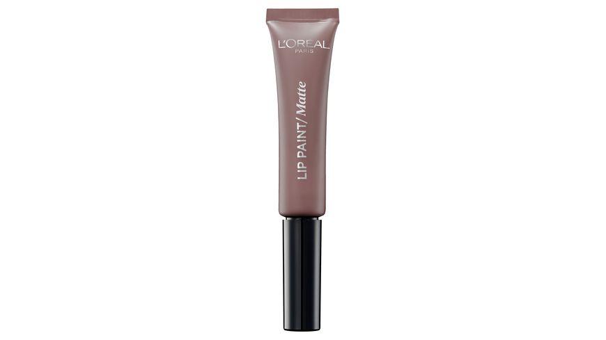 L OREAL PARIS Lippenstift Infaillible Lip Paint Matte
