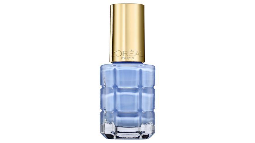 L OREAL PARIS Nagelpflege Color Riche Le Vernis L Huile 671 Monsieur Bleu